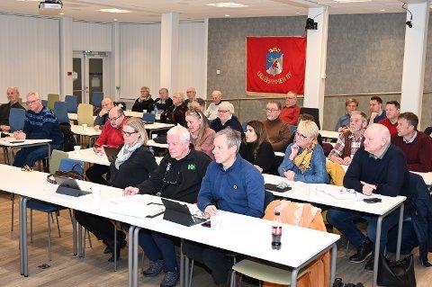 Lillehammer Arbeiderparti holdt sitt årsmøte i kommunestyresalen i februar 2020. Etter det har de benyttet andre egnede lokaler utenfor rådhuset.