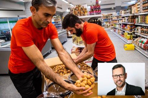 SØNDAGSÅPENT: Det blir ikke søndagsåpne butikker i Lillehammer så lenge Arbeiderpartiet har ordførermakt, skriver Mads Furu.