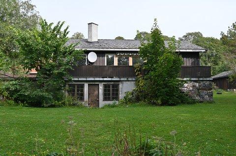 Stiftelsen Lillehammer museum ønsker å rive dette bolighuset på Aulestad, som ble bygget på 70-tallet.
