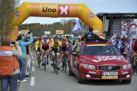 SISTE GANG: Hadeland Grand Prix på sykkel blir ikke arrangert i 2016.                  Foto: Rune Pedersen