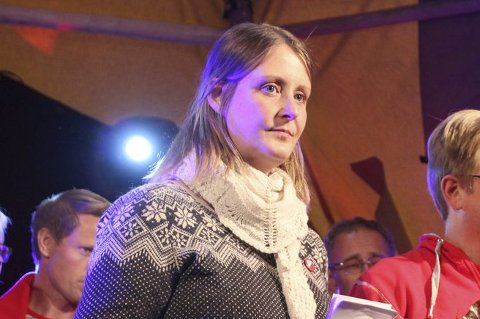 FORMANNSKAPET: Mari Svenbalrud i SV er tilbudt en plass i formannskapet i Lunner.