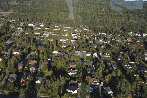 BOLIGMARKED: Nå er bolighøsten i gang på Hadeland.