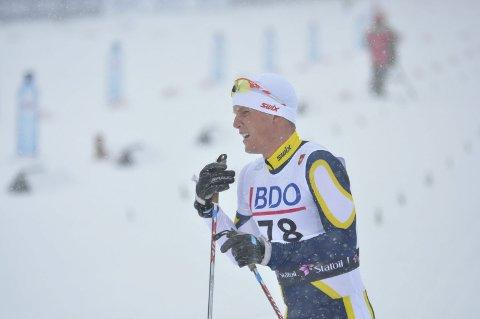 GODKJENT: - 44. plass var godkjent, sier Gjermund Nilsen.