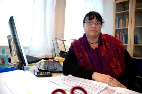Elin Strand er tilsatt som rektor ved Lunner ungdomsskole.