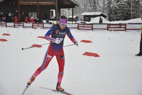 NM: Barbro Kvåle satser på å rekke NM på ski om en snau måned.
