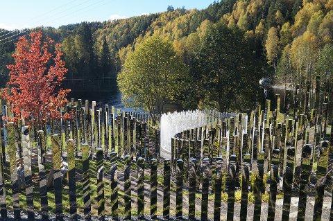 PUBLIKUMSFAVORITT: Jeppe Heins «Veien til stillhet» er en av publikums favoritter på Kistefos.