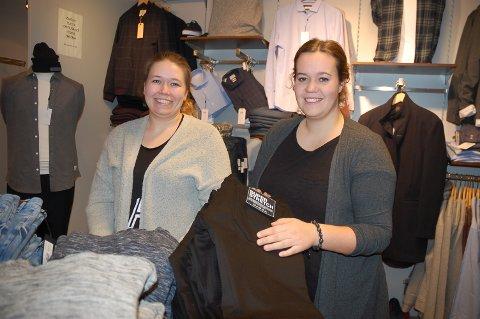 NYE: Andrea Lyngen Fossum og Anne Marthe Erlandsen har kjøpt seg inn i Olerud og Myhre AS.