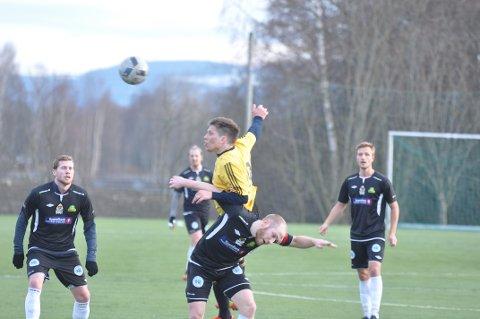 NY RUNDE: Gran slo Ottestad i første kvalik. Foto: Rune Pedersen