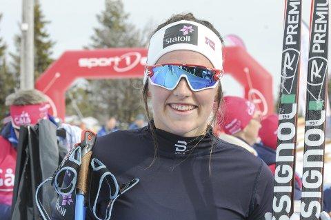 SPISSER: Barbro Kvåle spisser mot sprint neste sesong. Foto: Tommy Gullord