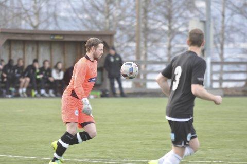 UTEN SEIER: Keeper Arild Parken Bakken og Gran står uten seier i serien så langt i sesongen. Foto: Rune Pedersen