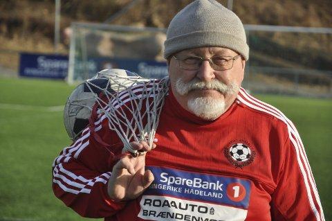 TILBAKE: Dag Nicolaisen gleder seg til å utvikle Hadeland KFK til en bedre klubb.