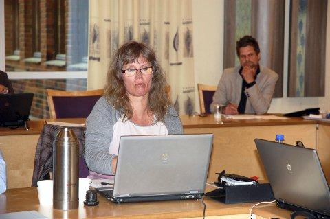 Erstatter Swärd (MDG): Anne Solstad (GBL).