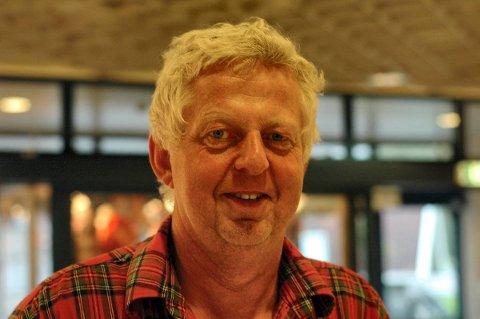 Kampvotering: Lars Egil Blekkerud ble valgt til nytt styremedlem i Oppland bondelag.