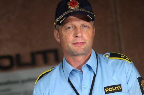 Geir Hermansen, foto: Frode Johansen, Ringerikes Blad