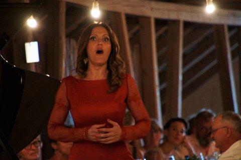 SOPRAN: Gunda Marie Bruce er blant gjesteartistene.