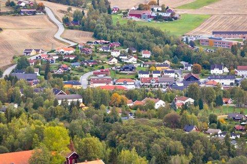 Kommunen trenger utleieboliger: Boligene må ligge sentrumsnært enten her i Brandbu eller i Gran.