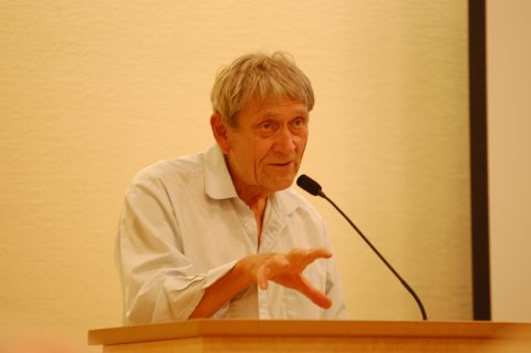 Ikke uroet: Øyvind Kvernvold Myhre (GBL).