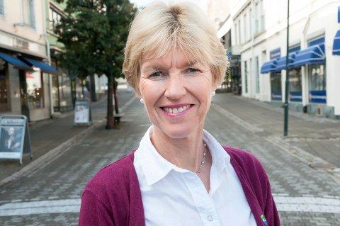 SLUTTER: Anne Cathrine Frøstrup har i mange år vært sjef for Statens kartverk, som har cirka 900 ansatte.