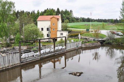 Møllerens Hus på Strømsfoss kommer til å oppleve et oppsving med turister dersom reguleringsplanen for området tas i bruk.