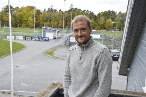 HÅPET LEVER: Kvik kjemper for å unngå nedrykk både i 2. og 4. divisjon. Glenn Ståhl har gode forhåpninger om at andrelaget skal klare det, og håper i det lengste at resultatene også går A-lagets vei i serieavslutningen.foto: Kristian Bjørneby