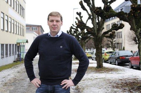TØFF PROSESS: Leder i Kvik HFK Bjørn Brevig forteller at Kvik er midt oppe i en tung evalueringsprosess etter en mislykket sesong sportslig.Arkivfoto: Atle Wester Larsen