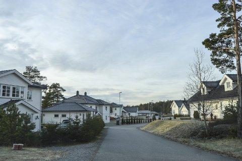 STØTTER: Økt eiendomsskatt midlertidig får et dugnadspreg over seg. Det synes HA er riktig nå.