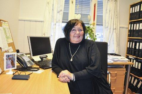 KRITISK: Leder Bente Helle Quanfouh i Fagforbundet er kritiskt til at kommunen har inngått avtale med Orange Helse AS. Arkivfoto