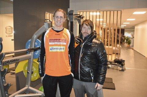 Kristian Stranden skal igjen få Jonas Wille som trener. Fra neste sesong spiller han for Skövde.