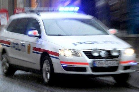 RYKKET UT: Mannen er også dømt for vold mot politiet i forbindelse med pågripelse.
