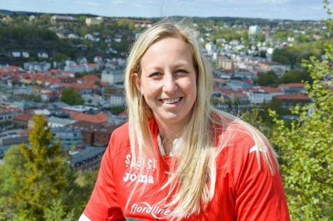 Anette Helene Hansen, tidligere toppscorer i Halden HK, er klar for spill i den franske toppklubben Nantes.