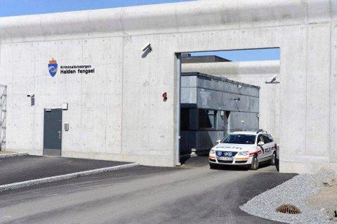 FÅR SOLCELLEER: Halden fengsel og Høgskolen i Østfold har fått tilskudd til et solcelleprosjekt.