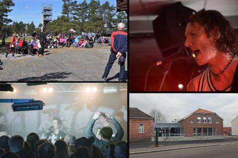 KULTUR OG AKTIVITET: Høiåsdagen, Oslo Ess, Plumbo og samling hos Frelsesarmeen er noe av det du kan oppleve i Halden natt til 1. mai og på 1. mai.