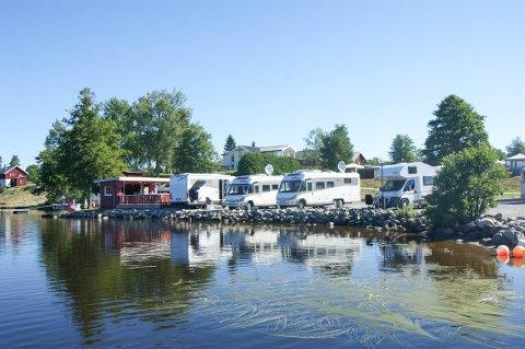 ÅPNER MANDAG: Kirkeng Camping og andre campingplasser kan åpne førstkommende mandag med visse restriksjoner.