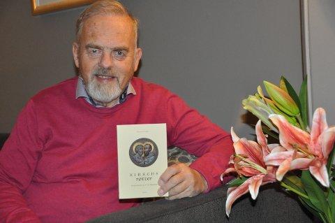NY: Dagfinn Stærk har nettopp utgitt boken: «Kirkens røtter».
