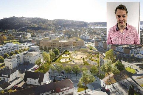 HA inviterer til folkemøte om Os-prosjektet. Det er NRK-journalist Per Øyvind Fange som skal lede debatten.