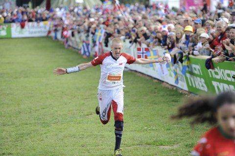 Olav Lundanes tok et nytt VM-gull.