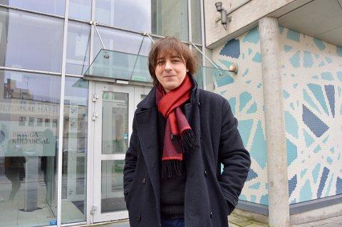 Den tyske jazzstjernen Michael Wollny fortsetter sitt oppsiktsvekkende samarbeid med Blåseensemblet.