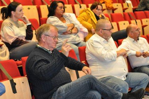 Jens Myhren ga beskjed at han er uaktuell som leder etter årsmøtet i mars.