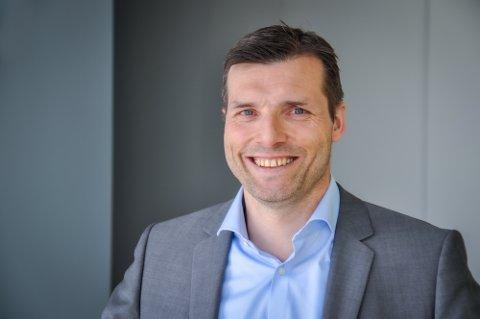TOPPLEDER: Tidligere klyngeleder ved Smart Innovation Norway (SIN), Kjell Reidar Mydske, er ny administrerende direktør fra 1. mars 2020.
