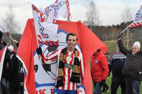 Peder Nomell har vært en sentral og populær Kvik-spiller de siste årene. Nå forlater han klubben.