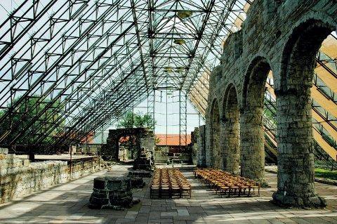 NORDISK TREFF: Hit til Domkirkeodden kommer museumsarbeidere fra hele Norden i august.