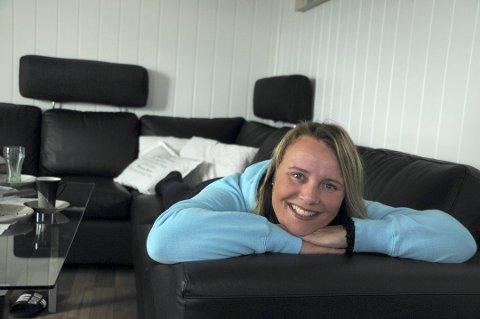 TIL HAMAR: Anne Nørdsti skal underholde under «Allsang på Tjuvholmen».