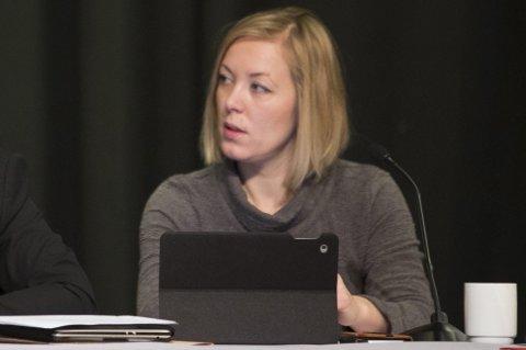 Marianne Chesak.