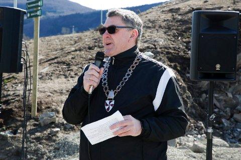 SKUFFA: Ordførar Ole Johan Vierdal er skuffa over at Ølen ikkje blei «lensmannshovedstad» på indre Haugalandet.
