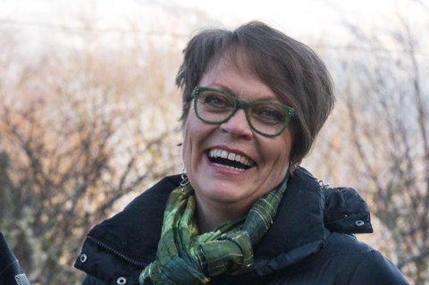 SP: Senterpartiets ordførerkandidat Mette Heidi Bergsvåg Ekrheim i Etne er storfornøyd med valgresultatene mandag kveld. Arkivfoto.