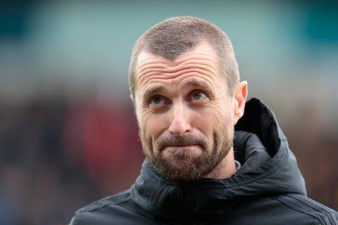 MØTER GAMLEKLUBBEN: Rosenborg-trener Eirik Horneland får sitt første gjensyn med FKH siden han forlot klubben i vinter.