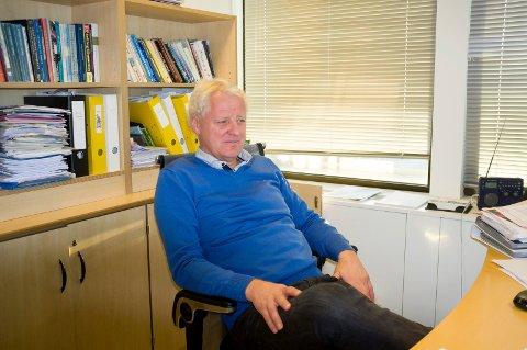 VAR STYRELEDER: Odd Erik Salvesen var sentral i driften av Haugesund Travel - goTO, i alle år. (Arkivfoto)
