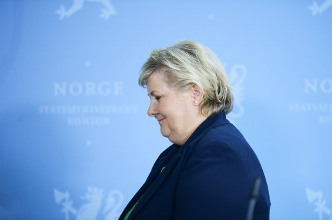 Statsminister Erna Solberg varslet torsdag at regjeringen vil legge fram nye tiltak for å bremse tendensen med at flere igjen ser ut til å bli smittet av koronavirus.