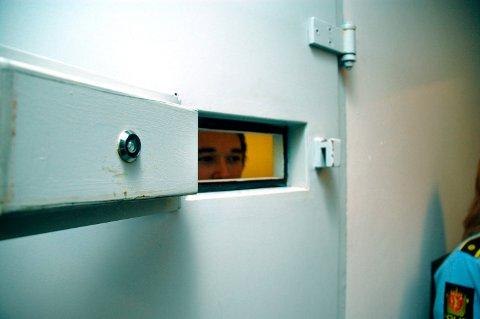 GLATTCELLE: En ung mann fra Helgeland må igjen i fengsel etter en hendelse i januar som endte på glattcelle. Arkivfoto: Morten Klaussen