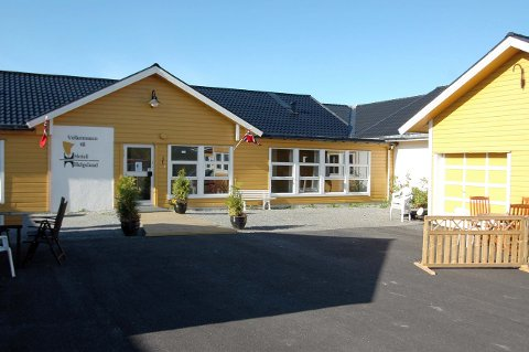 Hit kommer det 40 enslig mindreårige asylsøkere. Helgeland Hotell i Leirfjord blir asylmottak.
